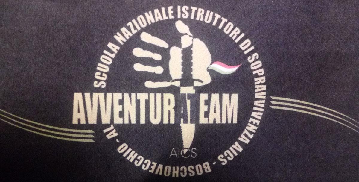 Avventura team marchio registrato