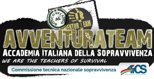 Logo avventura team